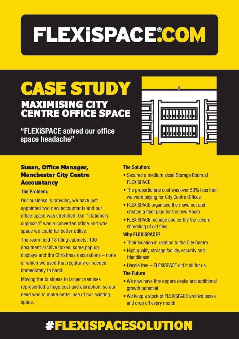 Maximising Office Space